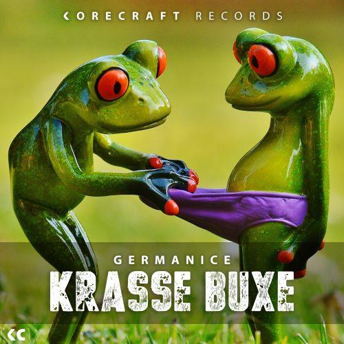 Germanice – Krasse Buxe EP